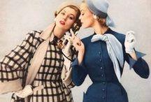 Vintage Fashion Ads / by Tammy