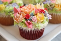 cupcakes and cakes / by Sue Hagood