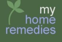 home remedies / by Jennifer Hoehn