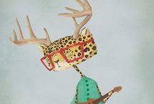 My leopard obsession / by Belle Gant