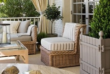 Porches, Front & Back, Patios & Decks / by Rebecca