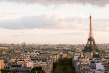Bonjour / All things France - j'adore Paris! Oui oui! / by Entouriste