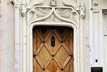 Doors / by Entouriste