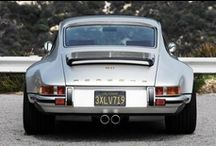 """Sweet Rides / """"There's nothing sexier than climbing into my Porsche, starting her up, throwing it into first gear, and taking off."""" - Jennifer A. Emmer / by Jennifer Emmer"""