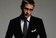 """Gentlemen / """"The best fashion accessory for women is a handsome man!"""" ~ Coco Chanel / by Jennifer Emmer"""