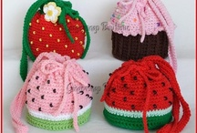 Crochet ideas / by Marlene Berry