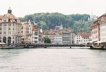 Swiss Escape / by Entouriste