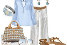 Summer outfits / by Karen Thompson