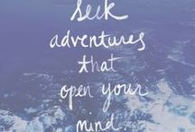 Travel Words / Inspiring travel quotes and sayings / by Entouriste