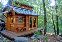 TINY HOUSE OBSESSION / by Kathy McDaniels