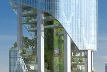 MODERN ARCHITECTURE / by Michele Delville