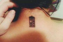 Tatts / by Kylie Amorim