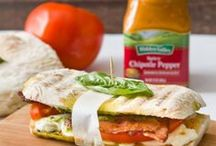 Craveable Sandwiches / Hidden Valley is searching for a Sandwich Superstar to share your original, craveable creations with the world! Enter our contest here: http://hiddnval.ly/JuaQ6P / by Hidden Valley