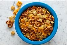 Ranch Snacks & Munchies / These easy snack ideas pack a flavorful punch! Double or triple the amount for party-size appetizers. / by Hidden Valley