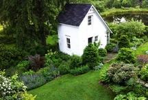 Garden Inspiration / Gardens & Garden Architecture / by kami leigh