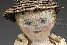 Dolls / by Dixie Redmond