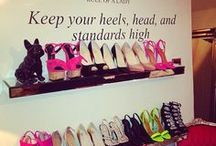 Shoes!!! / by Stephanie Francis