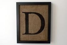 D / by Diane Dumbacher