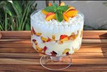 TEMPTING TRIFLES / by Denise K