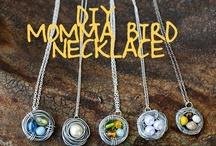 Jewelry Crafts / by Sadie Lutz
