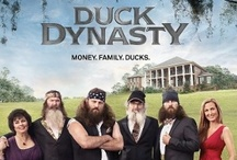 Duck Dynasty: for Tim / by Sadie Lutz