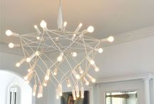 Lighting / by Camilla Wright