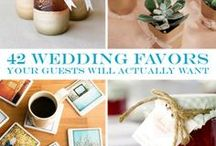 Favor/Gift Ideas / Ideas on Wedding favors and bridal party gifts.  / by Elegant Events