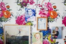 Wallpaper / by Camilla Wright