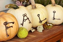 FALL YA'LL! / Fall crafts, decor, recipes, ideas, activities; ALL THINGS FALL! / by Christa of Countryfied Chic Interiors