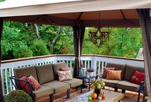 Patio & Backyard Ideas / Some of this would be do-able...but most of it is just wishful thinking :) / by Deidre Dooling
