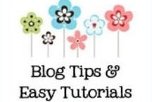 Bloggy stuff / by Sharon Hawkins