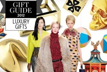 Christmas Luxury Gifts / by FASHION Magazine