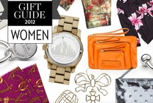 Christmas Gift Ideas for Women / by FASHION Magazine