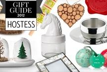 Christmas Hostess Gift Ideas / by FASHION Magazine