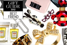 Christmas Gifts for Best Friend / by FASHION Magazine