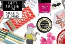 Christmas Stocking Stuffers under $25 / by FASHION Magazine