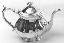 """Tea / """"A Proper Tea is much nicer than a Very Nearly Tea, which is one you forget about afterwards.""""  ~A.A. Milne / by Currier Museum"""