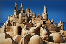 Incredible Sand Sculptures / by Terry Shelton