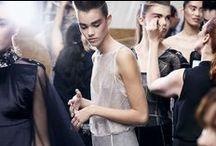 Couture Fashion  / We gaze upon the creme de la creme of fashion creation, straight from Haute Couture Fashion Week (semaine de la mode) in Paris. / by FASHION Magazine