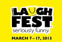LaughFest / by WOOD TV8