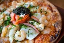 Pizza / by Mozell Devereaux, CEC, MBA