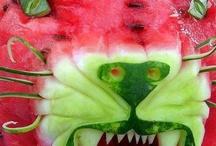 Fruits Frais Traite  / by Mozell Devereaux, CEC, MBA