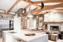 kitchen ideas / by Cottage Arts