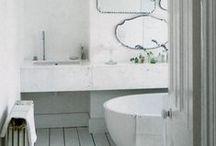 bathroom ideas / by Cottage Arts