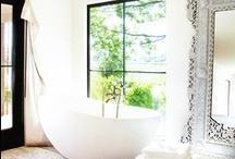 Bathrooms / by Lisa Luera     (lisa Padovan)