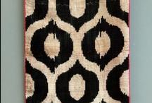 Textiles, fabrics, wallcoverings / by Lisa Luera     (lisa Padovan)
