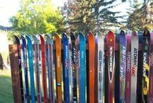 Recycle Your Skis / by Solitude Mountain Resort