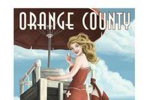 C A L I F O R N I A /  I love this place, esp Orange County!  / by Erin Duke Johnson