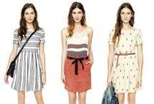 Dresses and skirts / by Erin Duke Johnson