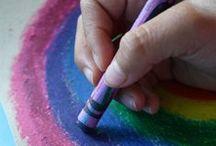 Creative Kids / Art and Handicrafts for Kids / by Stacy Karen